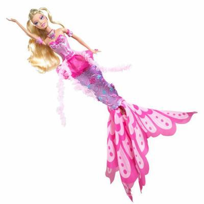 Barbie sirene les poup es barbie de collection les plus belles - Barbie sirene ...